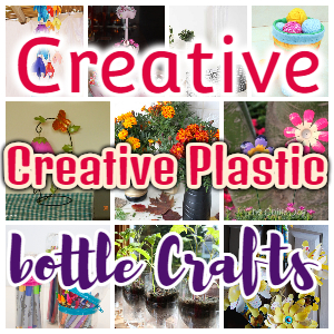 Plastic bottle Crafts