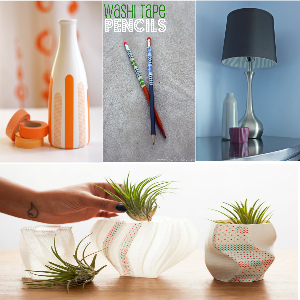 Washi Tape Ideas and Crafts
