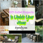 DIY Pallet Projects to Update Your Home