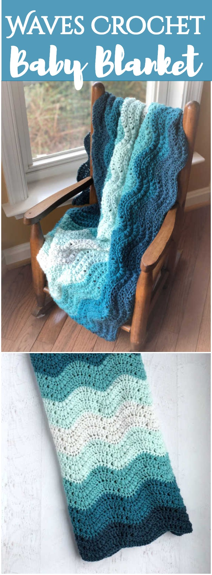 Waves Crochet Baby Blanket Free Crochet Blanket Patterns To Try This Season free crochet blanket patterns | free crochet blanket patterns for adults | free crochet blanket patterns easy | free crochet blanket