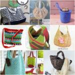42 Creative Free Crochet Bag Patterns