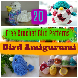 Free Crochet Bird Patterns