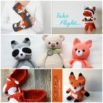 25 Free Crochet Fox Patterns