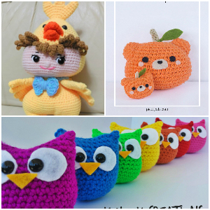 Free Crochet Amigurumi Patterns 1