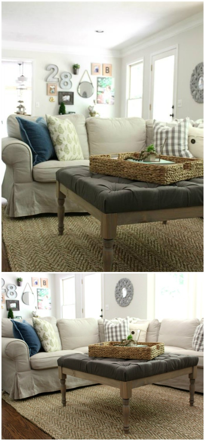 No-Sew Upholstered