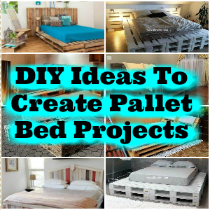 Pallet Bed Projects