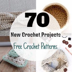 70 New Crochet Projects