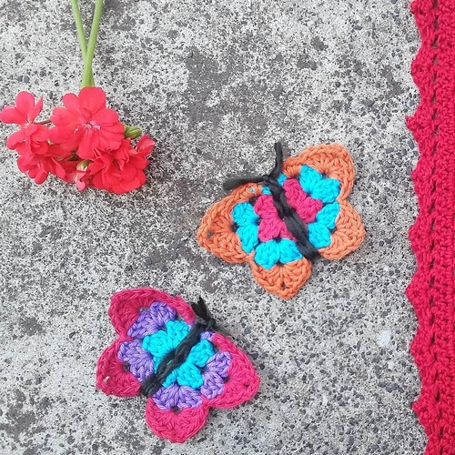 Granny's Butterfly