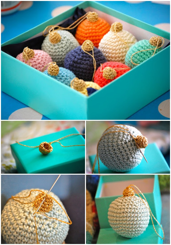 Christmas Bauble Tutorial