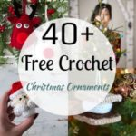 40+ Free Crochet Christmas Ornaments