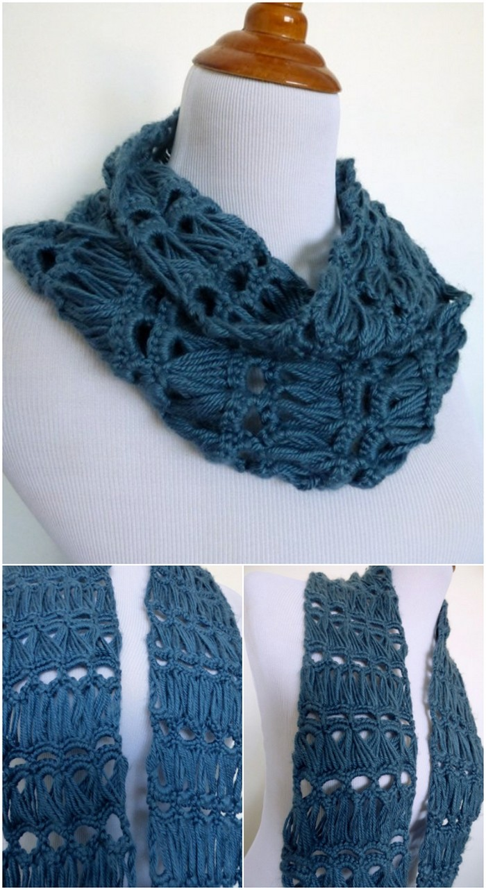 Free Crochet Scarf Patterns All Free Patterns Diy Crafts