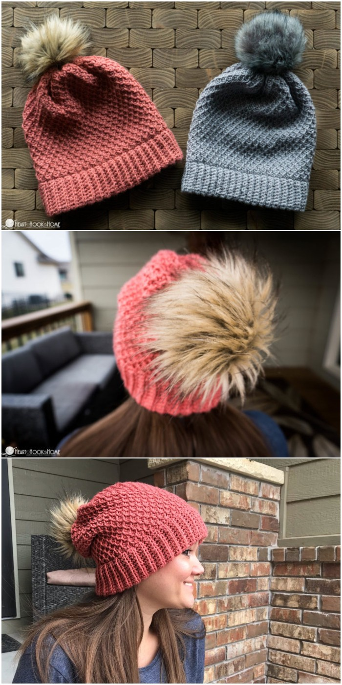 Back In Brugge Slouchy Beanie