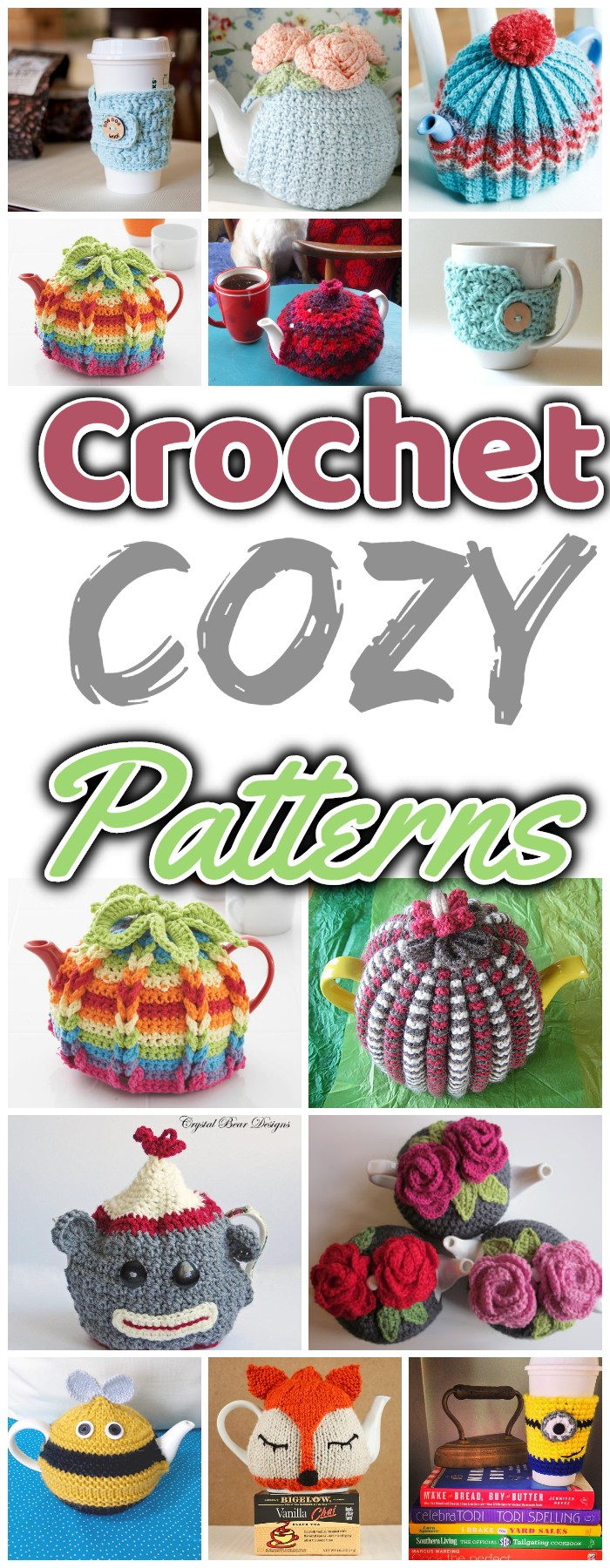 Crochet Cozy Patterns