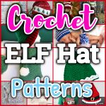 20 Free Crochet ELF Hat Patterns