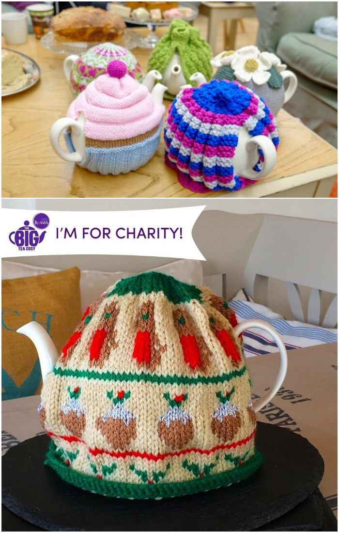 Crochet Tea Cozy Patterns