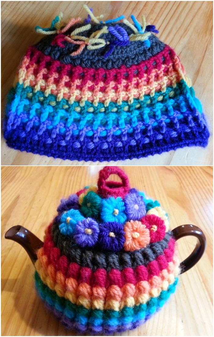 Inspired Crochet Tea Cozy