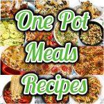 One Pot Meals Recipes