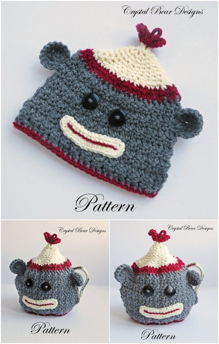 Sock Money Teapot Cover