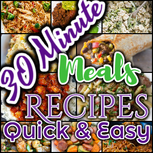30 Minute Meals Recipes