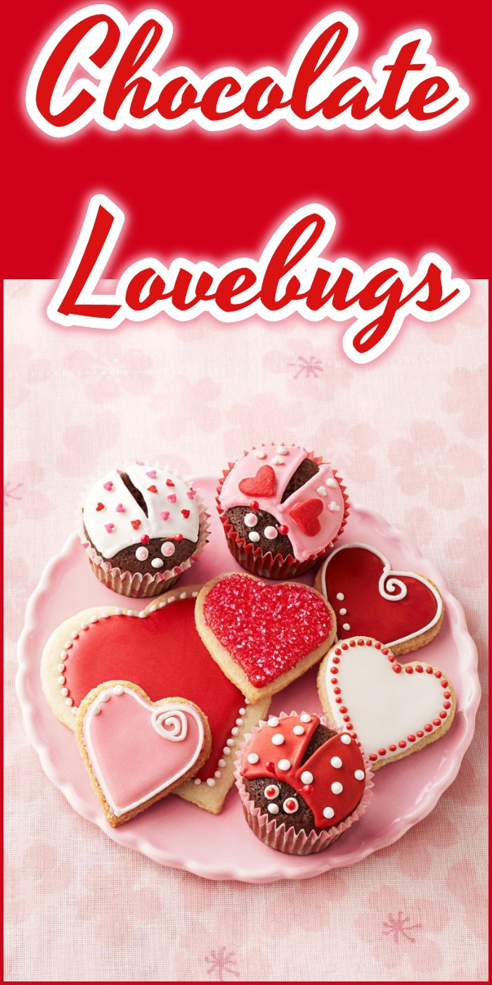 Chocolate Lovebugs