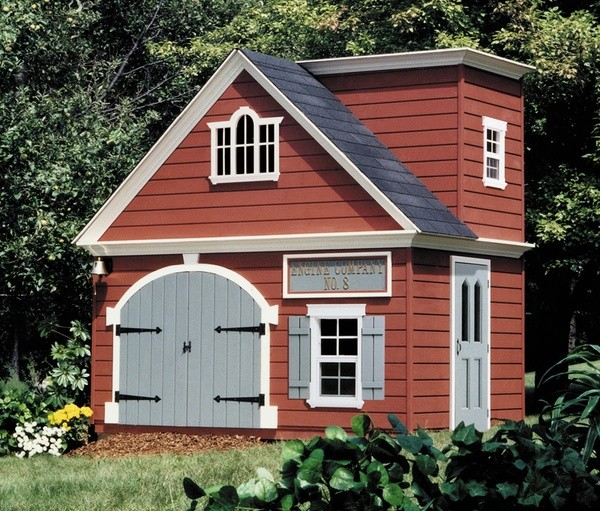 Awesome Two Story Playhouses