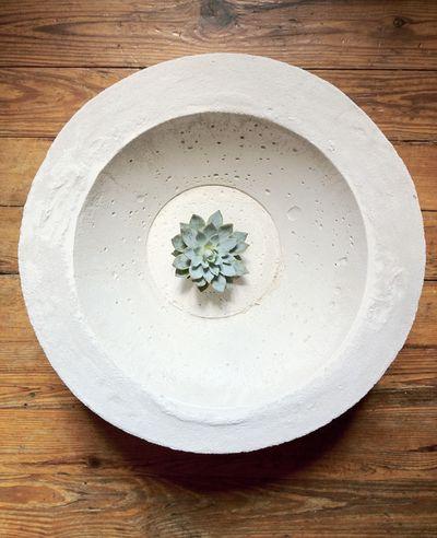 Concrete Bowl DIY Craft Idae
