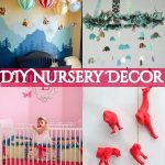 30 DIY Nursery Decor Ideas For Girls