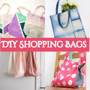 DIY Shopping Bags