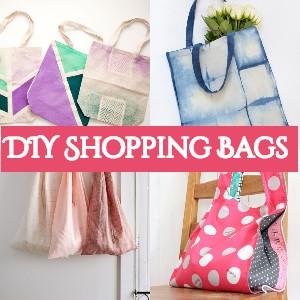 DIY Shopping Bags