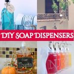 20 DIY Soap Dispensers Your Home Needs