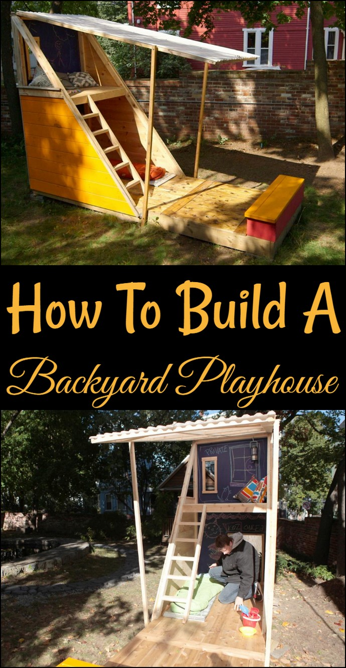 How To Build A Backyard