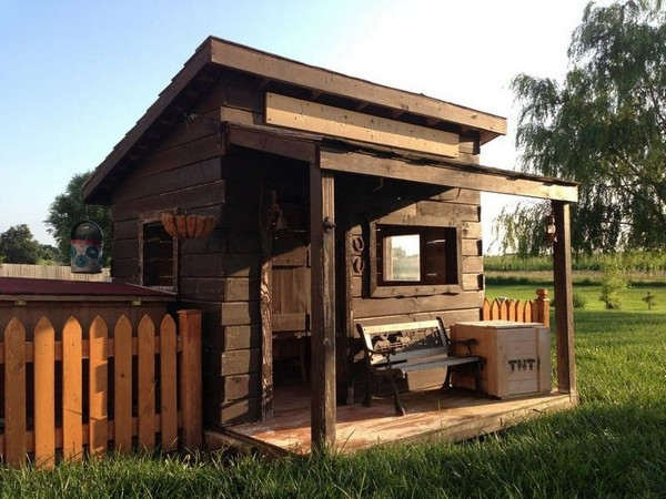 That Saloon Inspired Playhouse