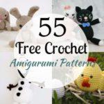 55 Free Crochet Amigurumi Patterns