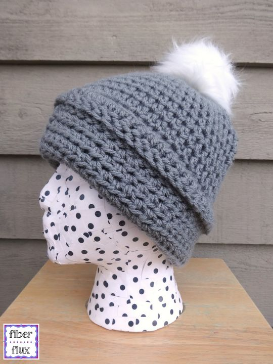 Crochet Cottontail Slouch