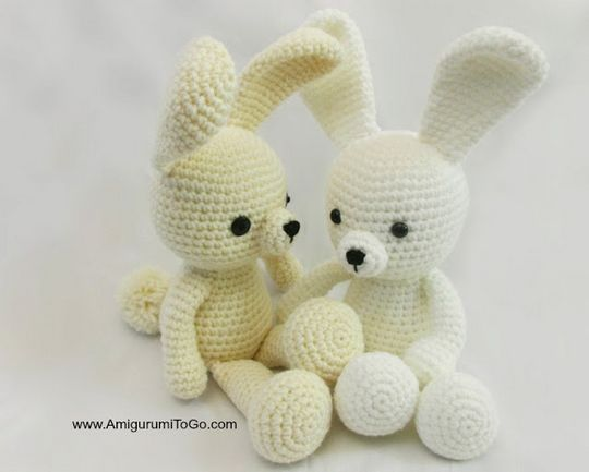 Crochet Dress Me Bunny