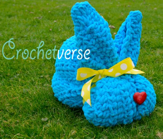Crochet Free Bunny Snuggly Pattern