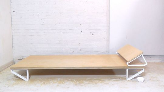 DIY 3-Tool Bed