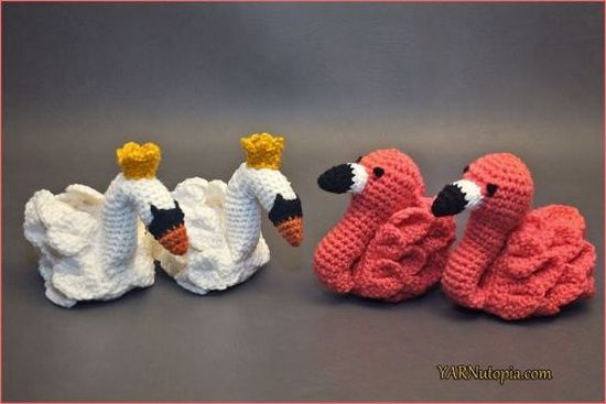 Free Flamingo Feet