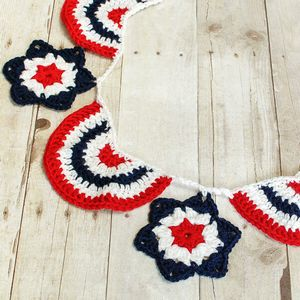 4th Of July Free Crochet Patterns