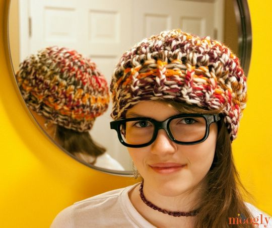Buffi Crochet Beanie Project