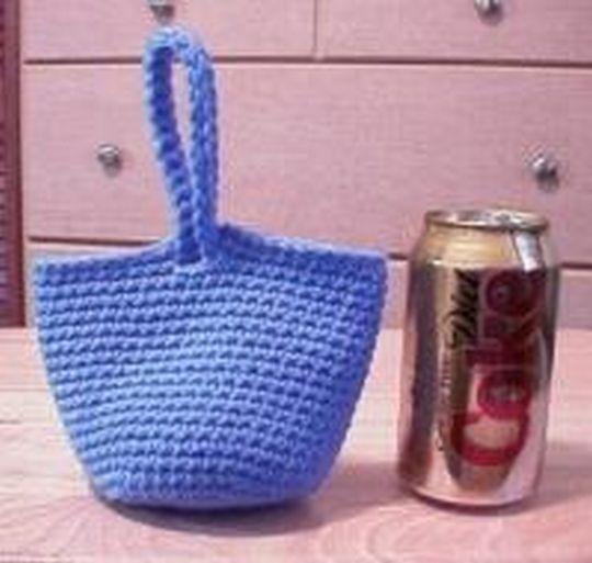 Little Ditty Crochet Bag Pattern