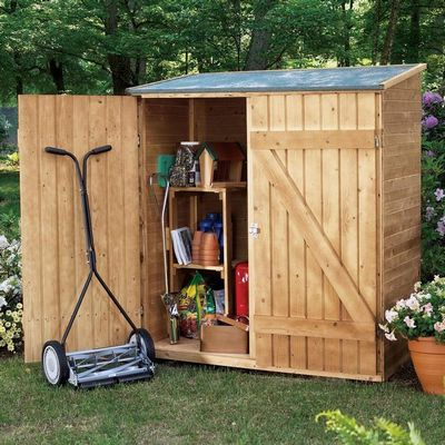 Update Your Garden With DIY Tool Shed Updates