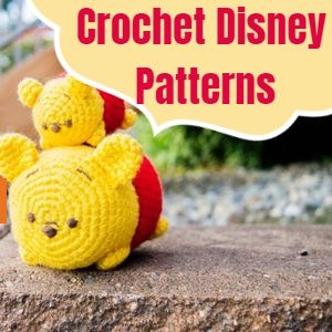 Best Cute Crochet Disney Patterns