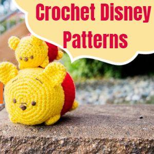 Best Cute Crochet Disney Patterns