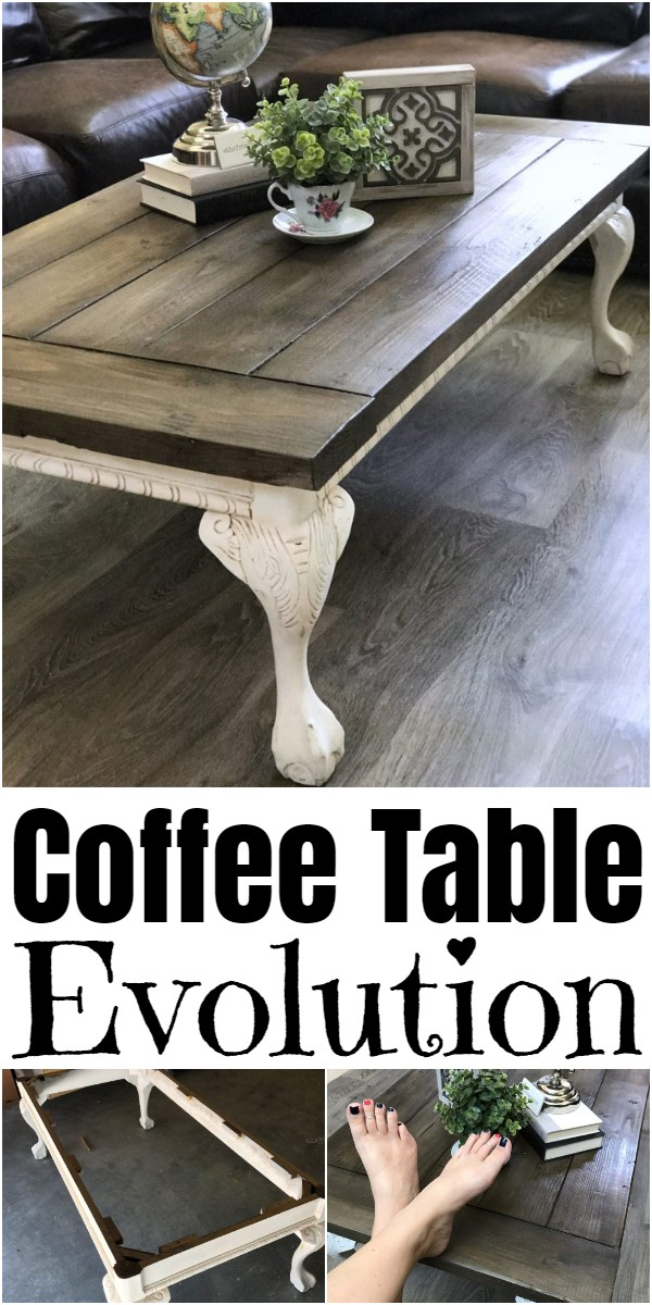 Coffee Table Evolution