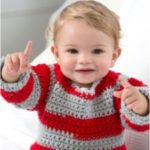 Crochet Baby Sweater Patterns