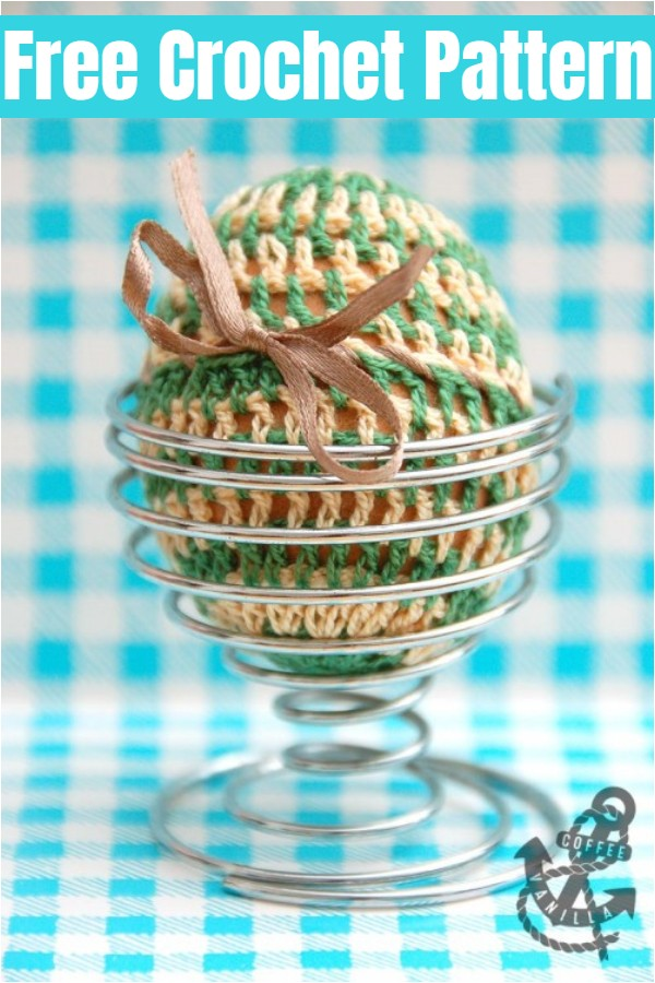 Crochet Easter Eggs