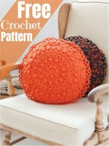 Crochet Pillow Free Patterns