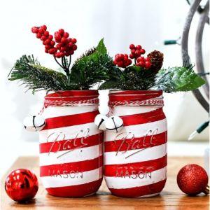 DIY Fabulous Painted Mason Jar Ideas