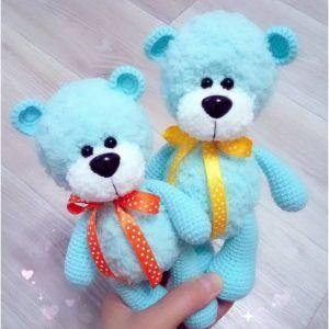 Free Crochet Amigurumi Toy Patterns